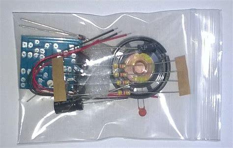 Kit Segi Empat Two Tone 2 tone beep kit