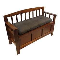 38 inch bench cushion the gripper 36 inch bench cushion omega shop your way