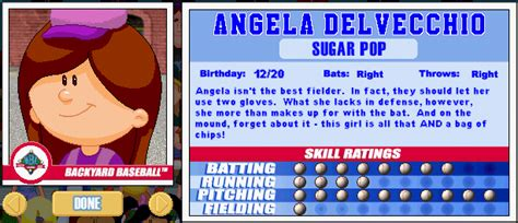 backyard sports player profile 21 of 30 angela