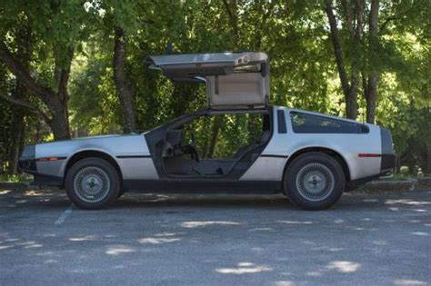 Craigslist Garage Sales San Antonio by San Antonio Selling Delorean On Craigslist Flux