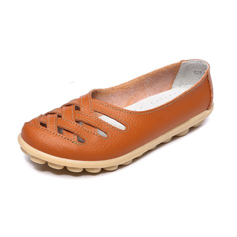 summer shoes flats new summer shoes genuine leather shoes flat