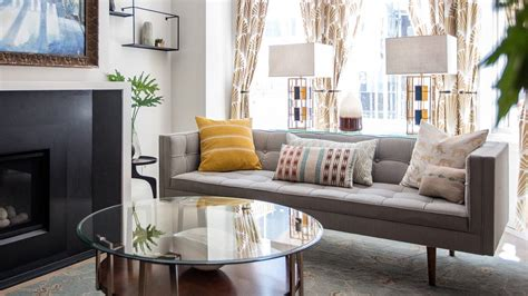 interior design colorful small home makeover youtube
