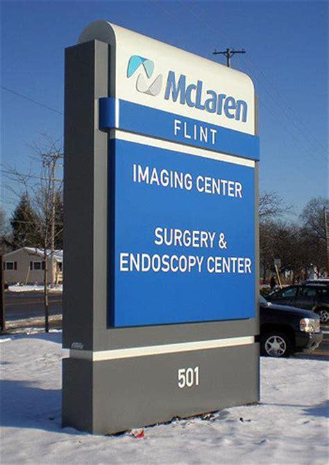 mclaren regional center signs by crannie