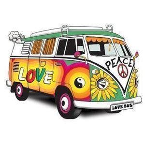 volkswagen hippie clipart hippie clip cer vans vector