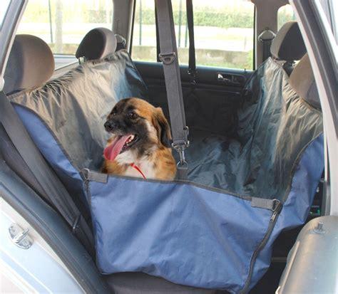 si鑒e auto pour chien prot 232 ge si 232 ge arri 232 re de voiture walky hammock pour chien