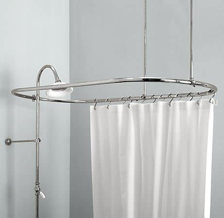 restoration hardware shower curtain rod beautiful mini blessings do you know what knurled nuts are
