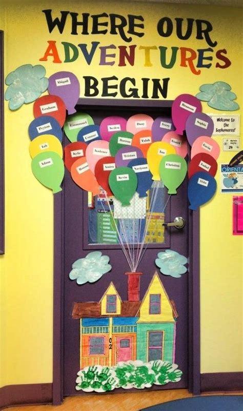 preschool back to school door ideas blasting to a