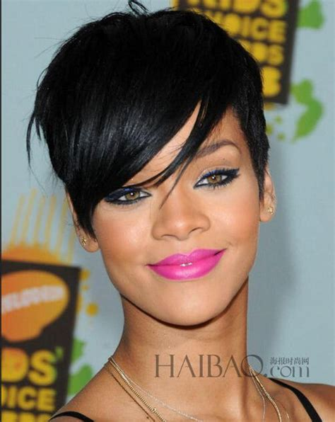 Rihanna Best Seller Premium cool best selling rihanna hair wigs black synthetic wig hair pieces lace front
