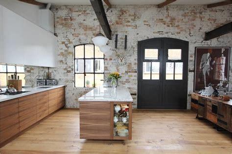 warehouse kitchen design shoreditch warehouse