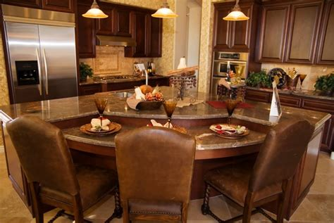 kitchen center islands with seating center island breakfast bar two tier kitchen islands with