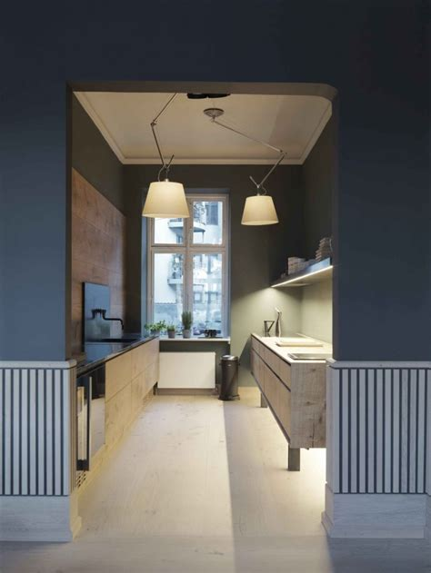 lade a led colorate kitchen of the week the dinesen wood kitchen remodelista