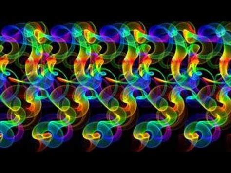 ver imagenes en 3d como ver imagenes 3d sin gafas estereogramas youtube