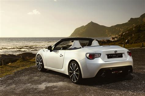 convertible toyota toyota 86 convertible not cancelled photos 1 of 3