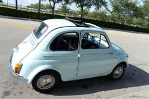 Fiat 500 Similar Cars 1963 Fiat 500 Similar To 600 Autobianchi Jolly Mini