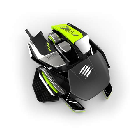 Mad Catz Pc Mcz R A T 9 Mouse mad catz rat pro xnews hardware news dlh net the