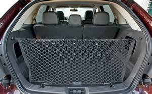 Ford Net 2012 Ford Edge Cargo Net And Trunk Photo 37512767