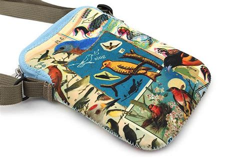 Going Loopy For This Bird Sling Bag From Loop by Artbird Strappy Go Lucky Crossbody Sling Bag Small