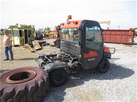 kubota side by side 4 wheeler kubota rtv1100 4x4 diesel dump atv side by side 4 wheeler