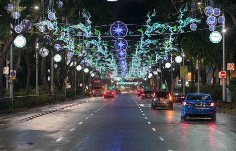 light up 2017 orchard road festive light up on a great