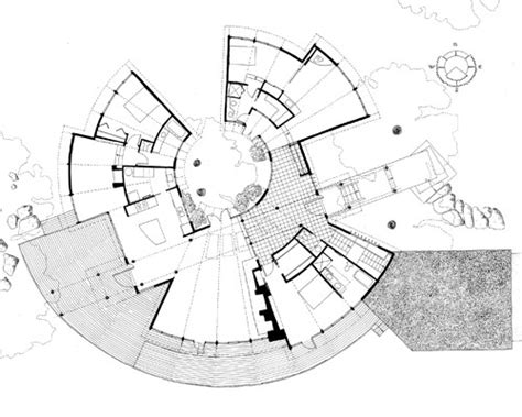 Post Circle Floor Plans by Circular Plans Search 602 Studio