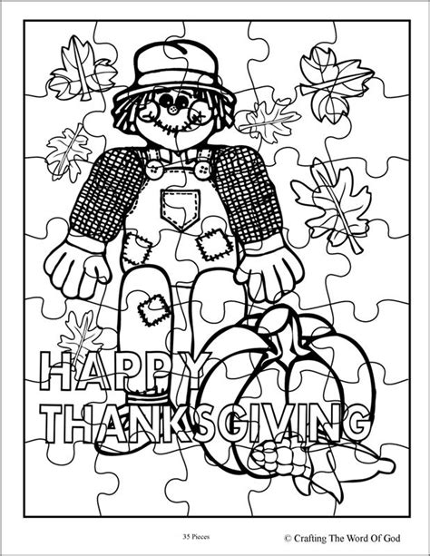 coloring pages for thanksgiving for sunday school thanksgiving puzzle 2 activity sheet 171 crafting the word