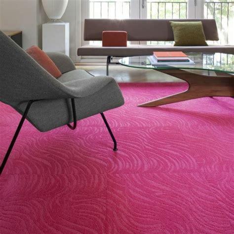 rosa runder teppich teppich in rosa eine sch 246 ne farbe f 252 r den boden
