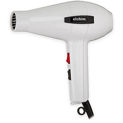 Elchim Classic Hair Dryer buy elchim classic 2001 hair dryer in white from bed bath