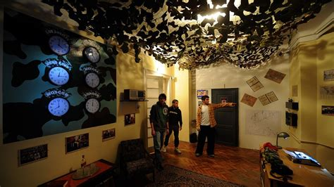 escape rooms in nyc you are in a locked room and 60 minutes to escape sound like new york post