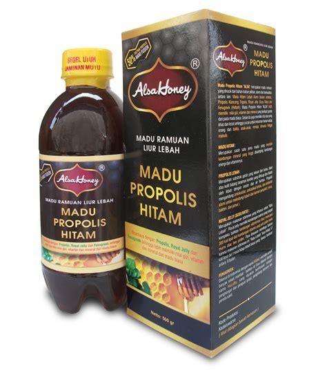 Obat Herbal Propolis madu propolis hitam untuk diabetes melitus obat herbal