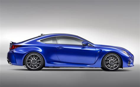 2015 lexus rc f destroys the 2014 is f on track torque news 2015 lexus rc f machinespider com