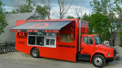 truck awning developing food truck awning designs that work