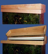 aquarium hood design diy 100 gallon fish tank hood 100 gallon aquarium stand