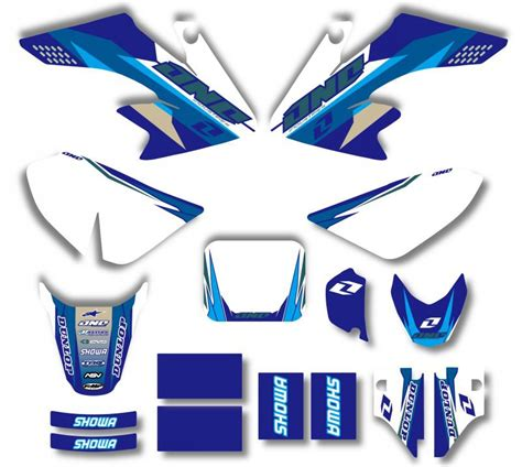Buy Wholesale Honda Decal Kit - new style team graphics backgrounds decal stickers kits