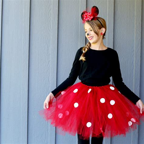 diy costumes diy minnie mouse costume yep no sew sugar bee crafts