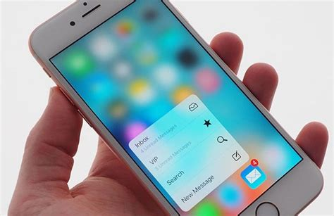 android n vs iphone 6s why 3d touch support is coming to android bgr
