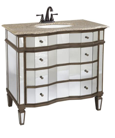 Mirrored Sink Vanity Mirrored Bathroom Vanity Mirrored Mirrored Bathroom Vanity Cabinet
