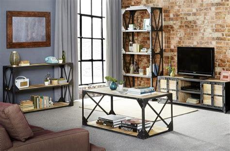 Zen Room Design personnalisez votre salon avec le meuble tv industriel