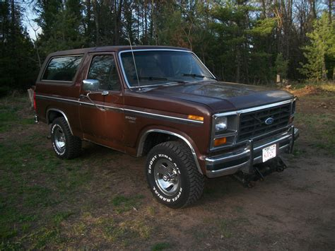 1982 Ford Bronco by Chevy4x4forlife S 1982 Ford Bronco In Grantsburg Wi