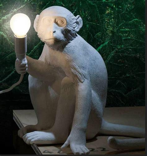 Light Monkey by Monkey Light By The Best Room Notonthehighstreet