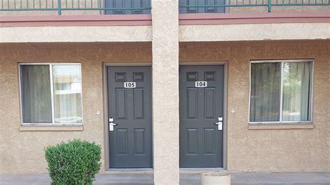 Door Inn by The Hotel Motel Entry Door Embossed Metal Doors