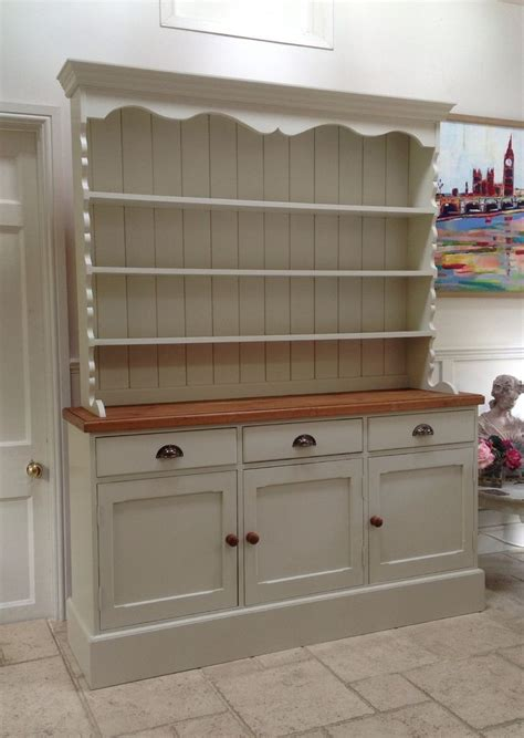 kitchen dresser ideas details about painted dresser solid pine