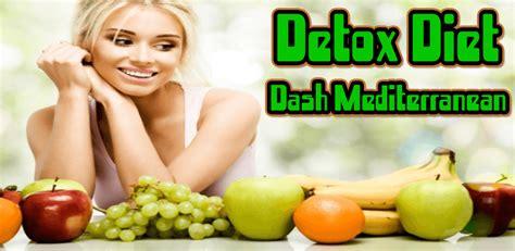 Dash Diet Detox by Detox Diet Dash Mediterranean