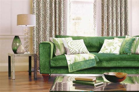Decorating Ideas For Kitchen Islands Bloombety Interior Design Trends 2013 With Green Sofa