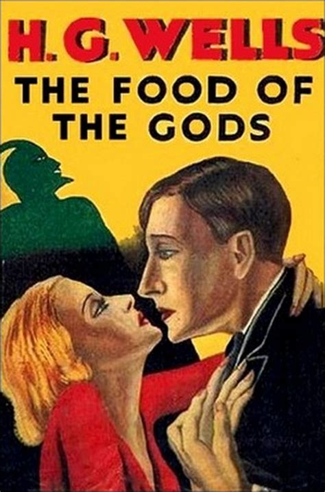 of the gods books the food of the gods