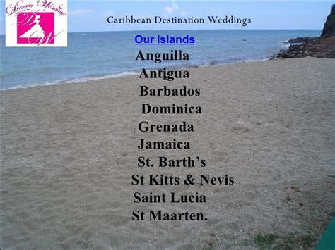 Wedding Planner Island by Caribbean Island Wedding Planning