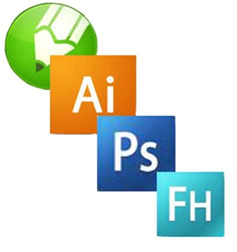 kumpulan software design grafis gratis belajar gratis desain grafis empat software wajib untuk