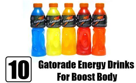 energy drink gatorade top 10 best gatorade energy drinks for boost