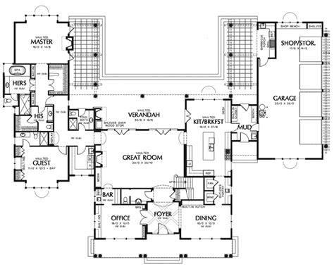home plans and more davis rustic duplex plan 055d 0866 house plans and more