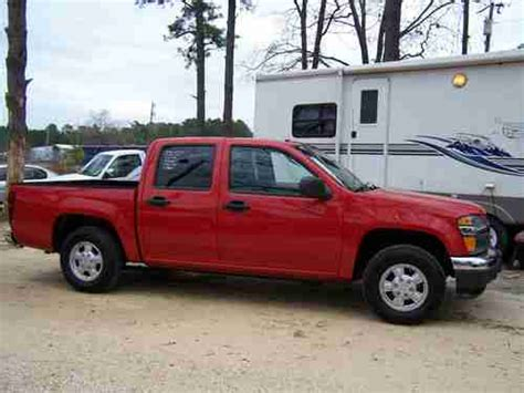 Chevrolet Colorado 4 Door For Sale by Sell Used 2007 Chevrolet Colorado Lt Crew Cab 4 Door 2 9l In West Louisiana