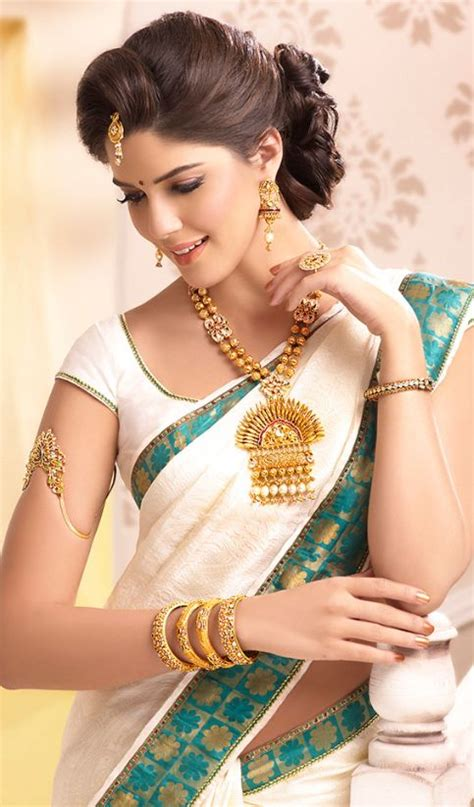 Wedding Hairstyles On Saree by South Indian Wedding Hairstyles With Saree